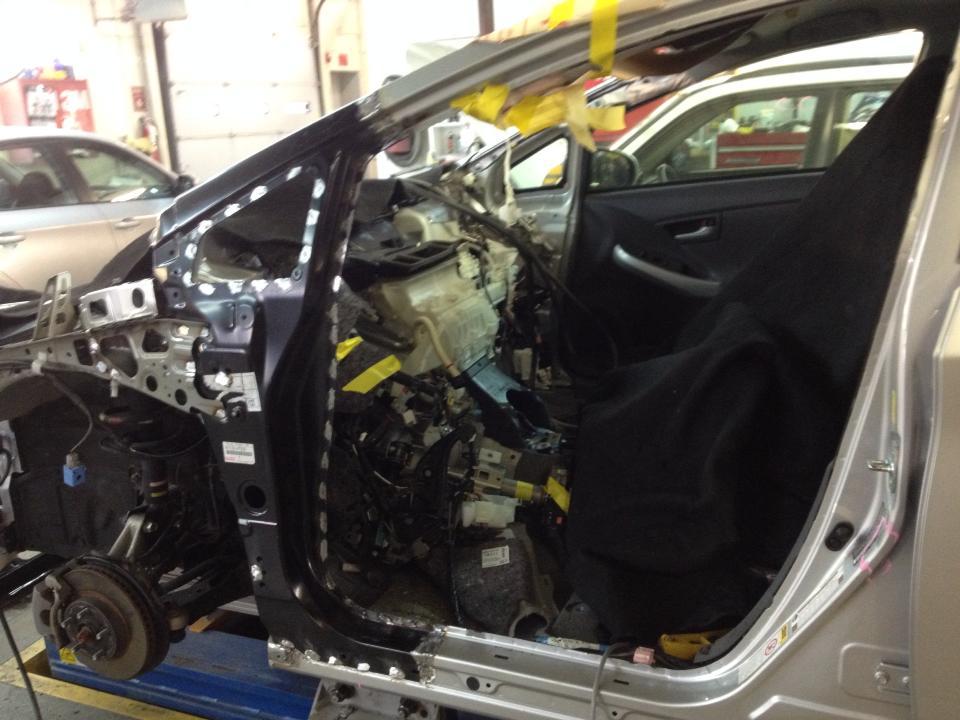 advanced collision center auto body kingston